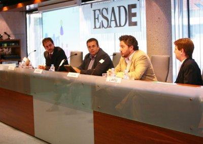 Presentación coaching en Esade