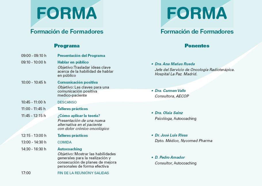 conferencistas Pedro Amador