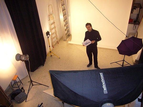 Preparando el video