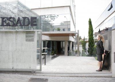 Entrada Esade Business School