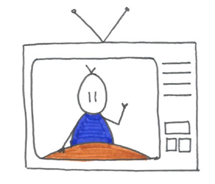 Autocoaching en la TV