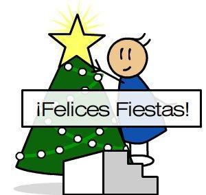 felicidad en navidad