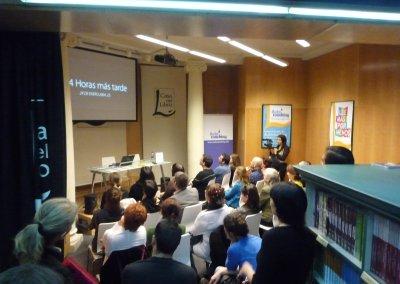 Presentación en la Casa del Libro