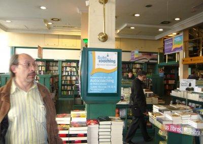 Autocoaching en la Casa del Libro