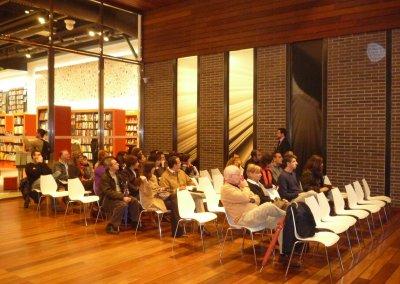 Presentación Librería Bertrand