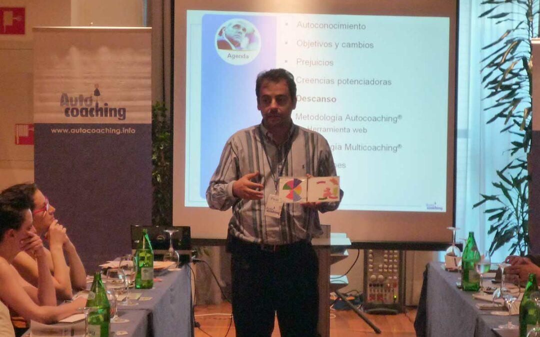 Próximas presentaciones y cursos de Autocoaching
