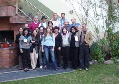 Reunión grupo ICF Latinoamérica
