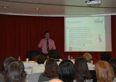 Pedro Amador Conferencia Felicidad