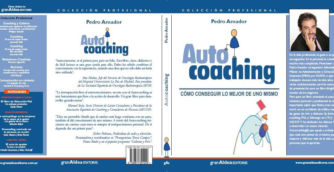 Disponibilidad del libro de Autocoaching
