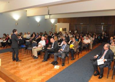 Presentación de Autocoaching en Uruguay