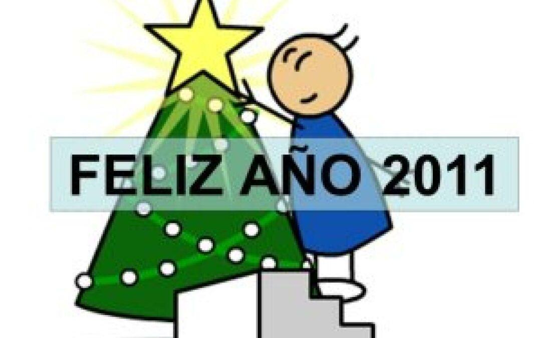 Feliz año 2011