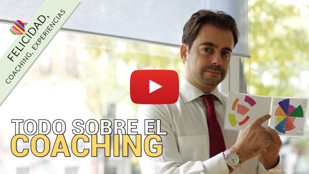 Ejercicios de Coaching Pedro Amador Experto en Felicidad Vivir sin estrés