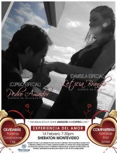 Experiencia del amor Montevideo