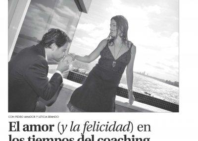 Entrevista Diario de la República - Leticia Brando y Pedro Amador