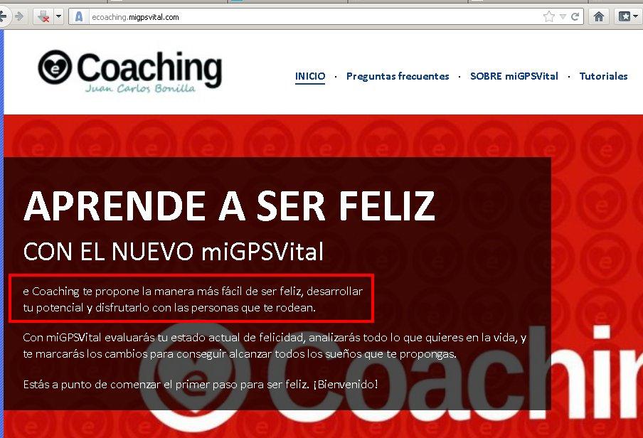 eCoaching