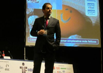 Conferencista Pedro Amador