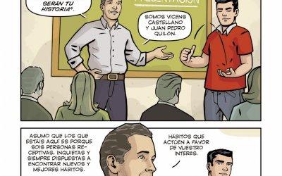 """""""Tus decisiones serán tu historia"""", El cómic"""