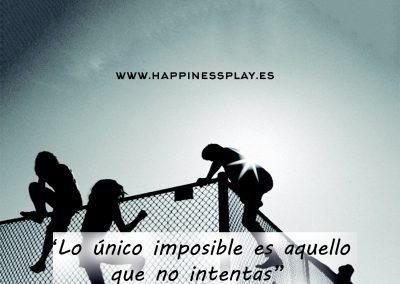 No hay imposibles