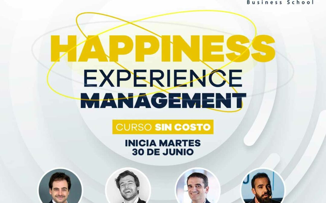 Happiness Play en el Happiness Experience Management