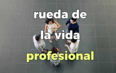Coaching laboral: La Rueda de la Vida Profesional